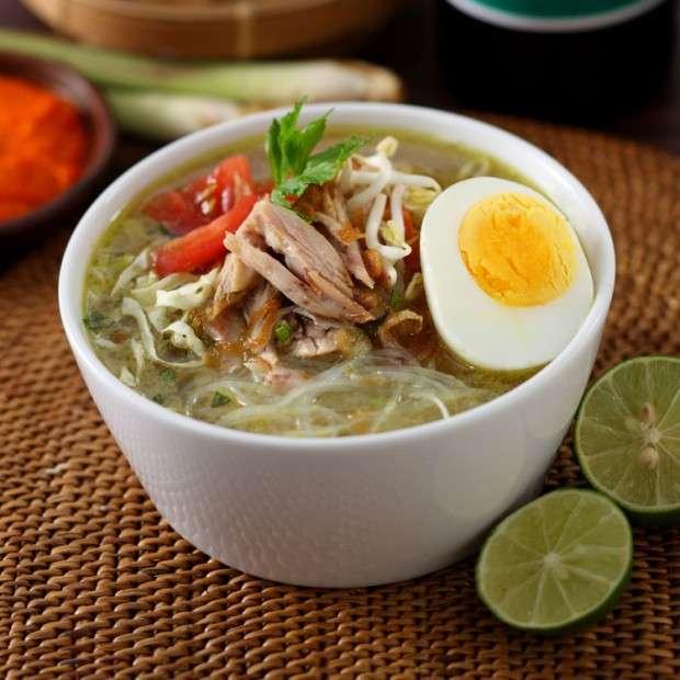 Thumbnail Resep Soto Ayam Hangat dan Nikmat