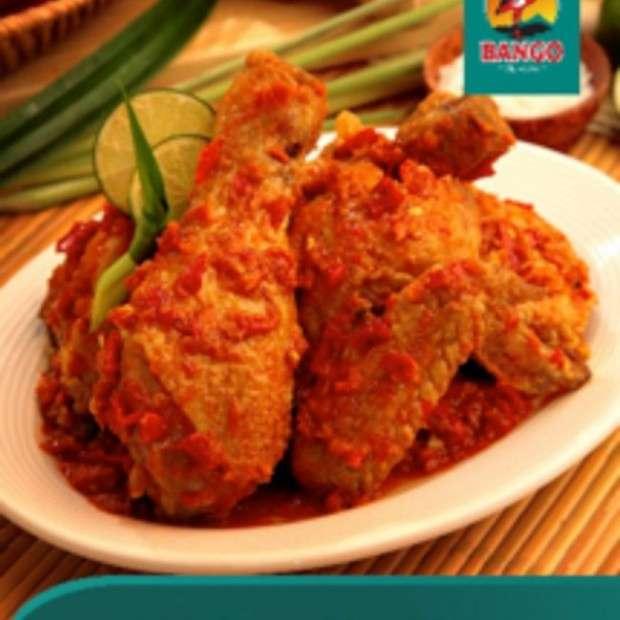 Thumbnail Ayam Goreng Rica - Rica