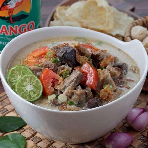 Thumbnail Resep Soto Betawi, Opsi Masakan Terjamin Untuk Makan Siang Hari Ini