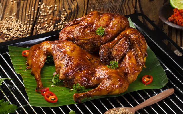 Thumbnail Ayam Bekakak Bandung