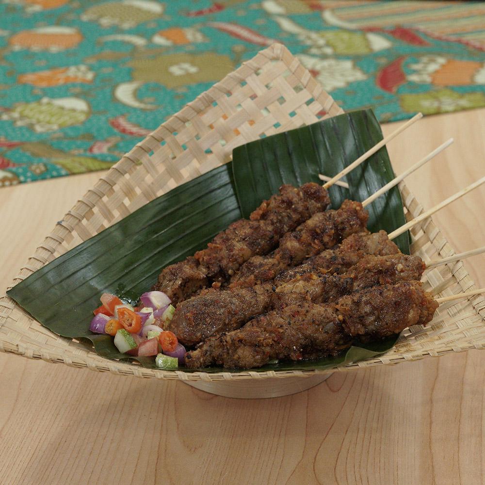 Thumbnail Resep Sate Daging Bumbu Kelapa